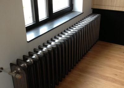 Renovatie Verwarming in Rossem Dorp