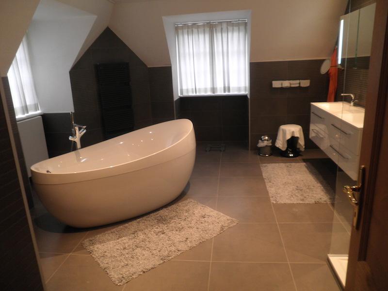 Plaatsing nieuwe badkamer