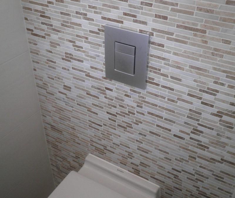 Vernieuwing WC